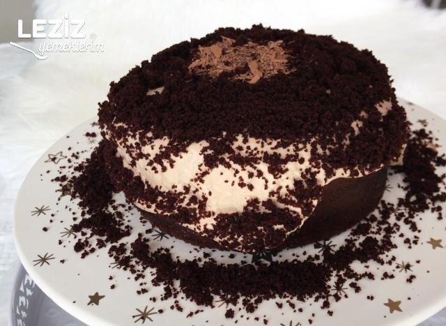 Instagramın Fenomen Pastası (Videolu Tarif)