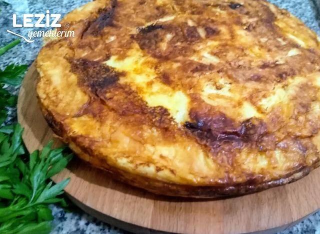 Sodalı Peynirli Tava Böreği