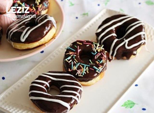 Bu Donut Tarifi Bağımlılık Yapacak