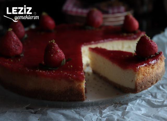 Çilekli Cheesecake Nasıl Yapılmalı?