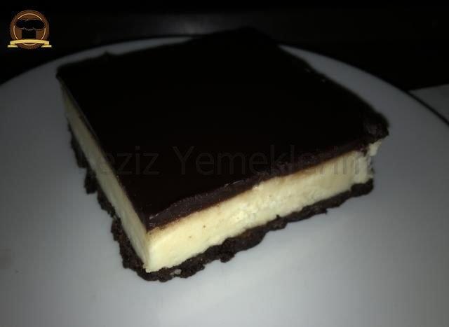 Browni Cheesecake Tarifi