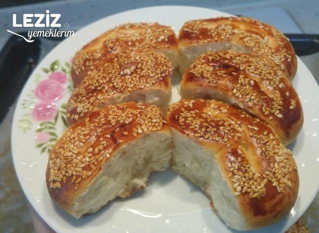 Simit Tarifi (Gaziantepten Ramazan Ve Kandillere Özel)