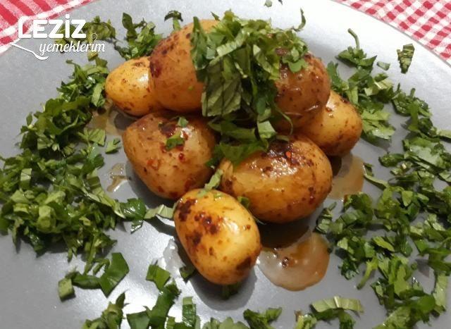 Patates Hoplatması Tarifi