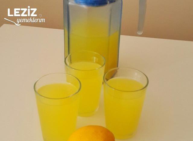 Ev Yapımı Limonata Nasıl Yapılmalı?