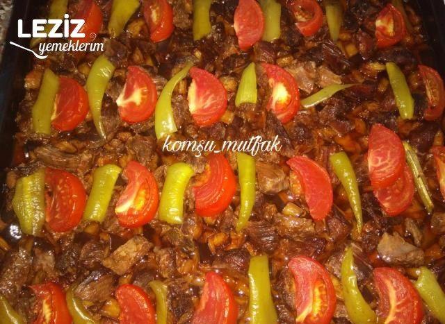 Patlıcan Kebabı (Detaylı Ve Fotoğraflı Anlatımıyla)