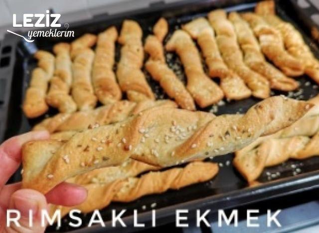 Sarımsaklı Ekmek Tarifi (Aşama Fotoğraflı Anlatım)