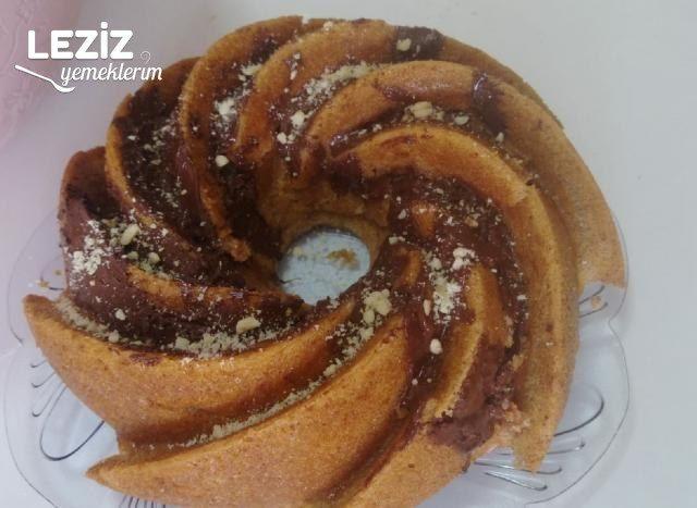 Nefis Zencefilli Ve Tarçınlı Kek