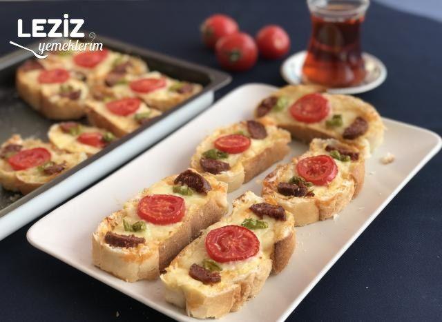 Kahvaltılık Yoğurtlu Ekmek
