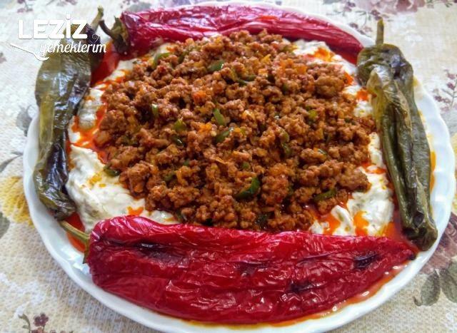 Nefis Alinazik Kebabı Tarifi