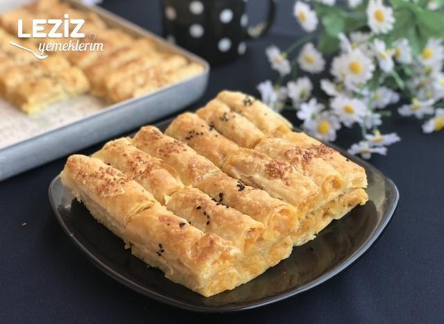 Patatesli Börek Tarifi - Patatesli Börek Nasıl Yapılır?