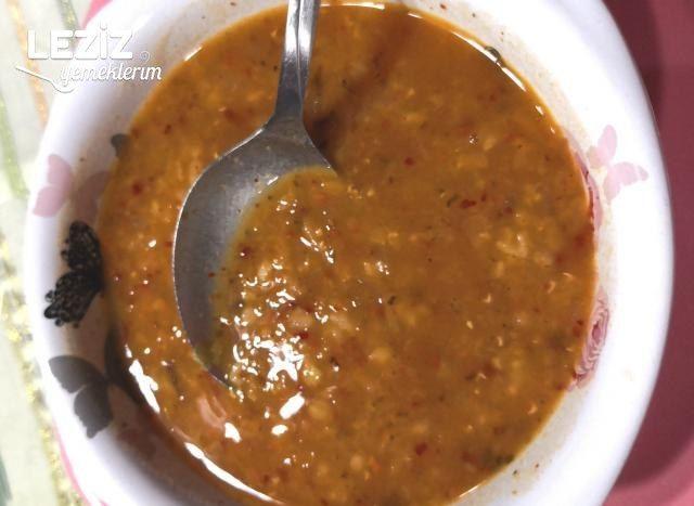 Ezogelin Çorbası (Tam Ölçüler İle)