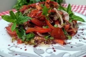 Adana Usulü Tezgah Kebapçısı Salatası