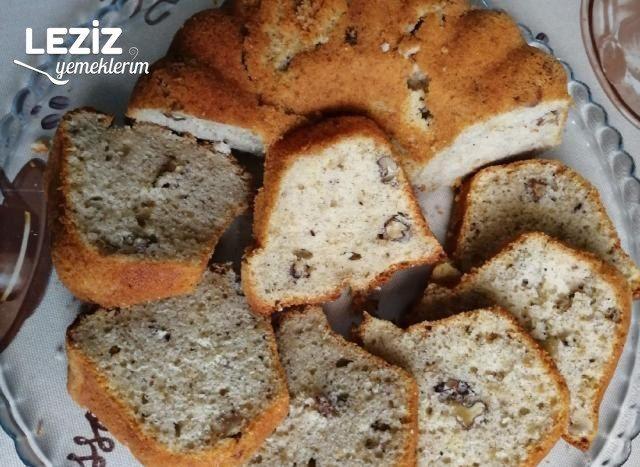 Cevizli Kek Nasıl Yapılmalı?