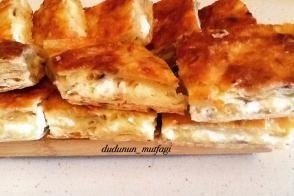 Kolay Peynirli Börek Tarifi