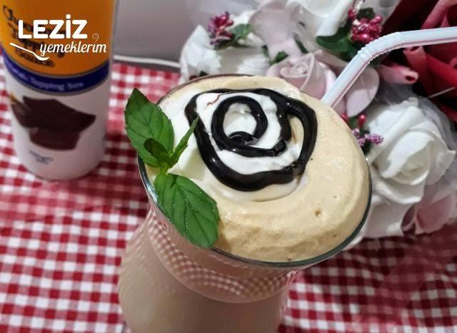 Dondurmalı Frappe Nasıl Yapılır?