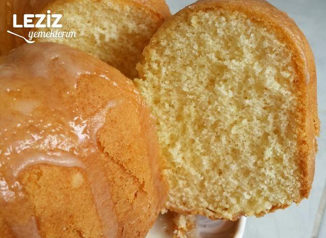 Unsuz Yağsız Sütsüz Kek