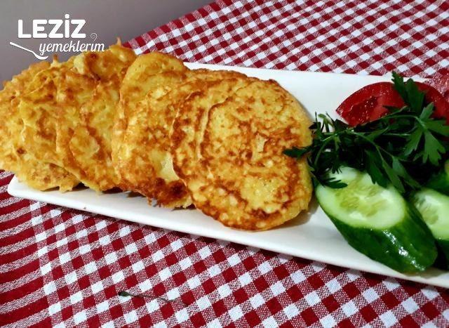 Kahvaltıya Patates Mücveri