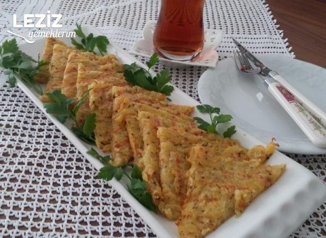 Kahvaltıya Enfes Patates Tostu