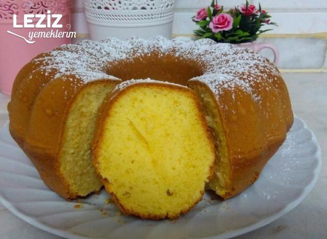 Nefis Kremalı Kek