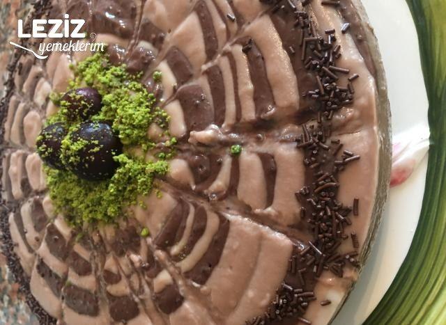 Çikolatalı Çok Hafif Pasta