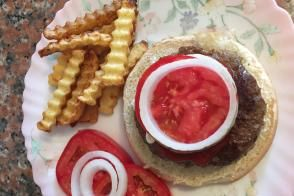 Ev Usulü Hamburger