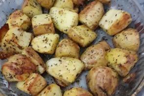Fırında Patates Nasıl Yapılır?