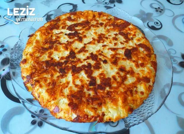Peynirli Kırpık Börek