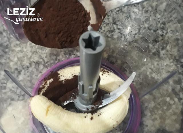 Muzlu Kakaolu Süt