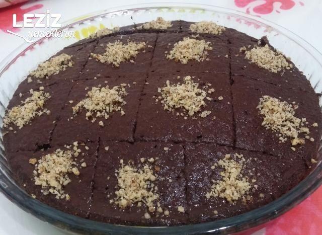 Hazır Zannedilen Fındıklı Kakaolu Kek