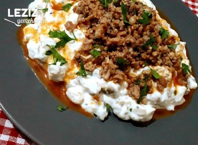 Ali Nazik Kebabı Yapımı