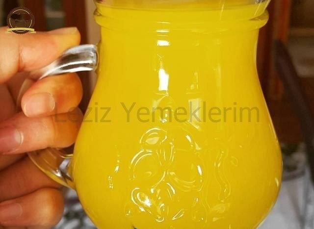 3 Portakallı Limonata