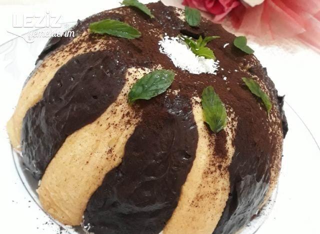 Çikolatalı Kümbet Pasta