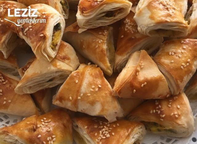 Çıtır Börek (Patatesli)
