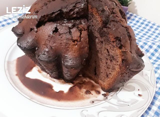 Çaylı Kek (Browni Lezzetinde)