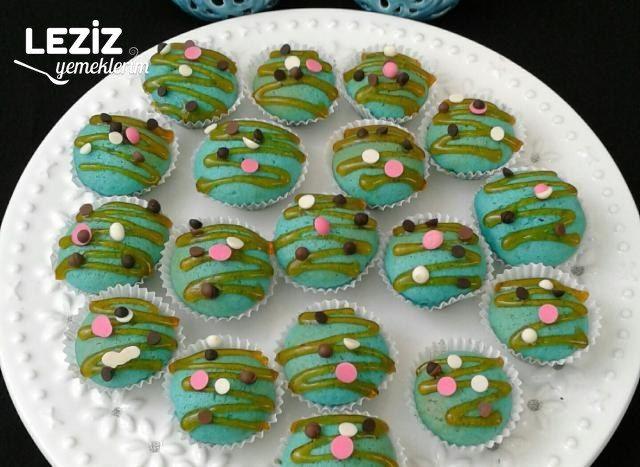 Maviş Mini Kek