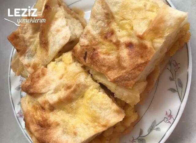 Patatesli Yırtma Börek