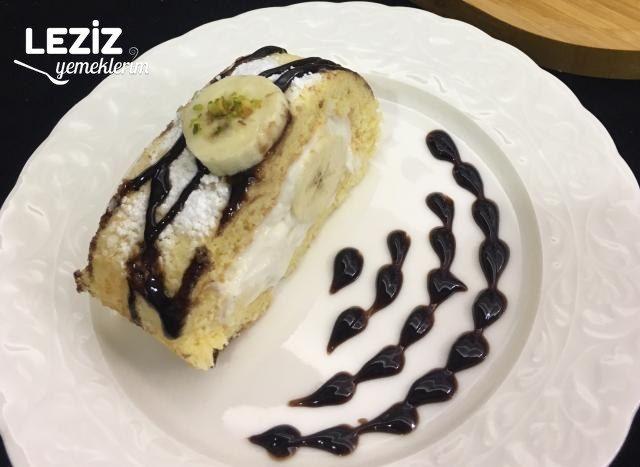 Enfes Muzlu Rulo Pasta