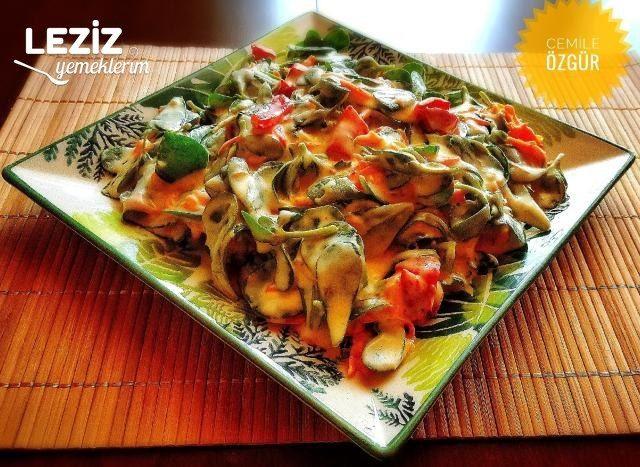 Közbiberli Semizotu Salatası