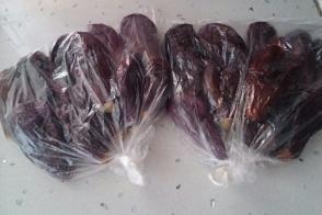 Buzlukta Karnıyarıklık Patlıcan Saklamak