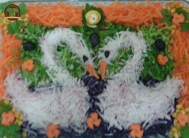 Kuğu Salata