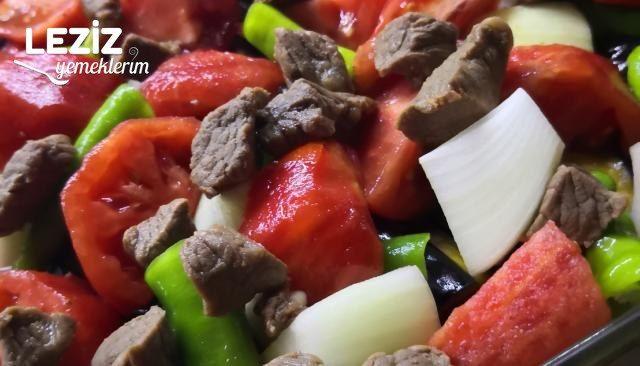 Fırında Malatya Tava Yemeği Tarifi - Leziz Yemeklerim