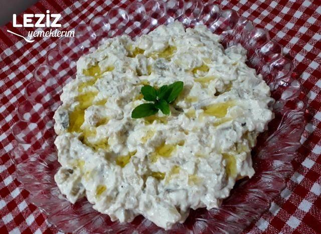 Lübnan Mutfağından Mutebbel Tarifi