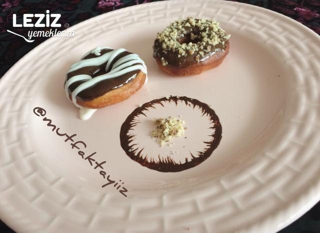 Donut Tarifi (Ayrıntılı Anlatım Püf Noktalarıyla)