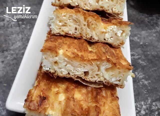 Pileli Börek Nasıl Yapılır?