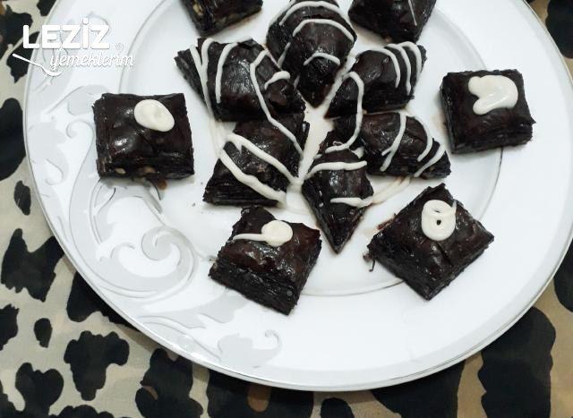 Çikolatalı Çıtır Baklava