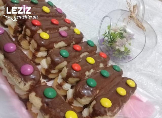 Porsiyonluk Kedidili Pastası