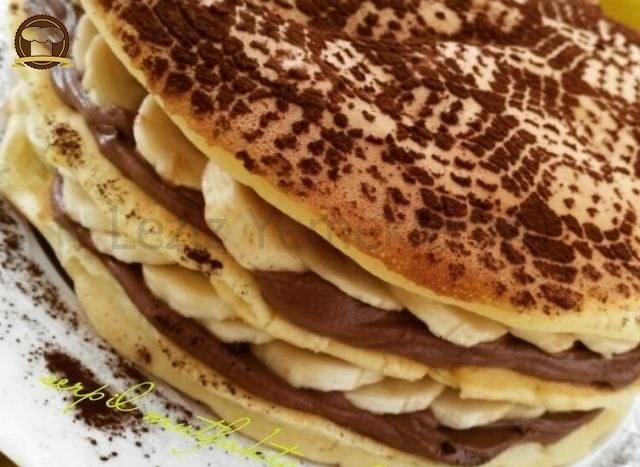 Pankek Pastası