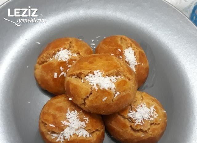 Pastane Usulü Nefis Şekerpare Tarifi