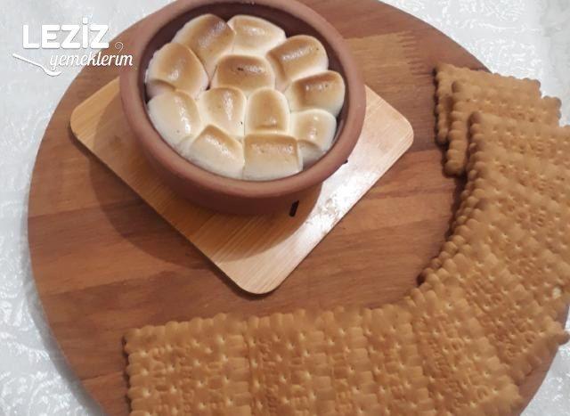 Marshmallow Tatlısı Tarifi - S'mores Dip