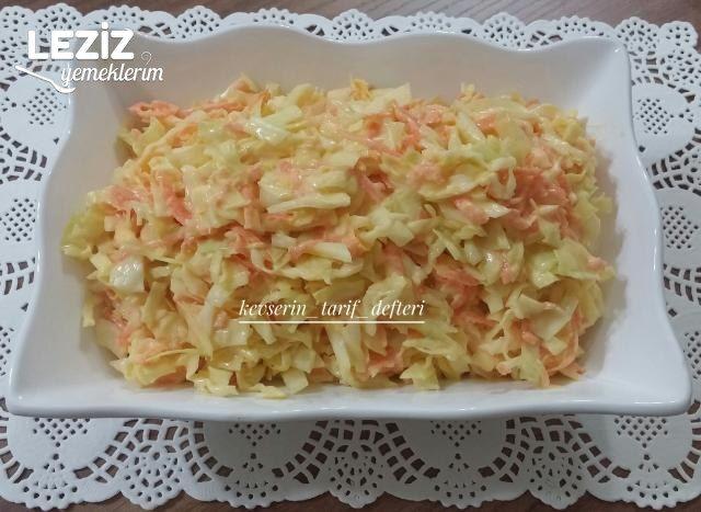 Kfc Coleslaw Salatası